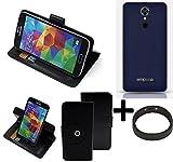 TOP SET für Emporia SMART.2 360° Schutz Hülle Smartphone