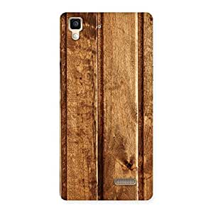 Special Wood Texture Back Case Cover for Oppo R7