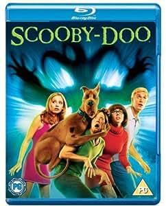Scooby Doo: Live Action Movie [Blu-ray] [2002] [Region Free]