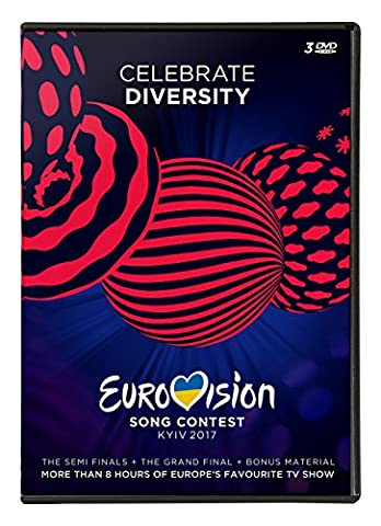 Eurovision Song Contest - Kiew 2017 [3 DVDs] (Eurovision Songcontest)