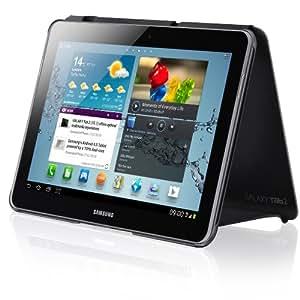 """Samsung EFC1H8N Etui rabat pour Samsung Galaxy Tab 2 10,1"""" Noir"""
