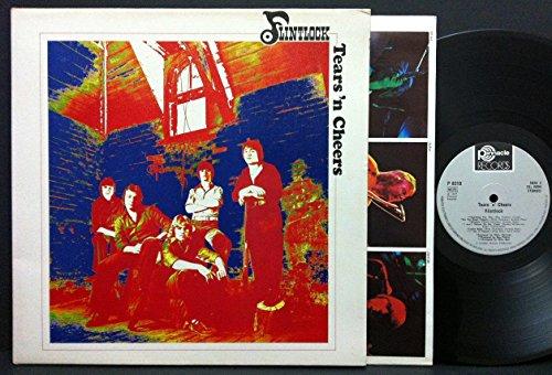 TEARS N CHEERS LP (VINYL ALBUM) UK PINNACLE 1977