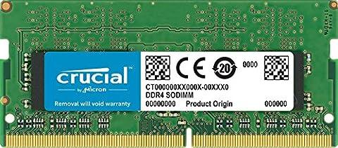 Crucial 4GB Single DDR4 2133 MT/s (PC4-17000) SODIMM 260-Pin Memory - (S 4 Sodimm Memoria)