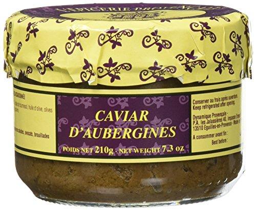 L'Epicerie Provençale Caviar d'Aubergine - Lot de 2