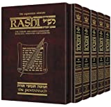 Sapirstein Edition Rashi: The Torah With Rashi's Commentary Translated, Annotated, and Elucidated
