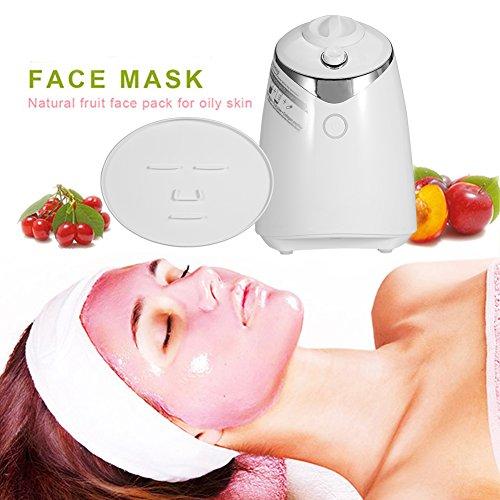DIY Máscara Facial Máquina Automática Mascarilla Orgánica Natural con Colágeno de Frutas y Vegetales