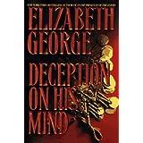 Deception on His Mind by Elizabeth George (1997-07-01)
