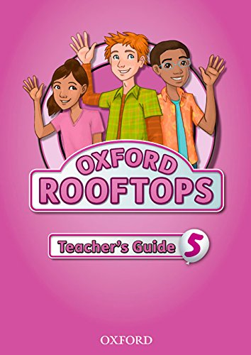 Rooftops 5. Teacher's Book - 9780194500999