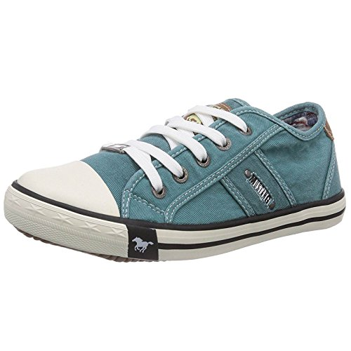 Mustang Shoes , Baskets mode pour femme green
