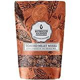 Monsoon Harvest Toasted Millet Muesli, Dark Chocolate and Orange Peel, 250g