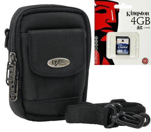 Foto Kamera Tasche ADVENTURE mit 4GB SD Karte für Kamera Sony HX90 HX60 HX50 RX100 (Rx100 Sd-karte)