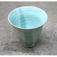 Green vase; Ikebana vase; Jade green vase; Dried arrangements; Handmade ceramic vase with shiny, variegated green glaze; House warming gift; Engagement gift