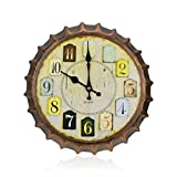 Avenue 32Cm Vintage Analong Wall Clock