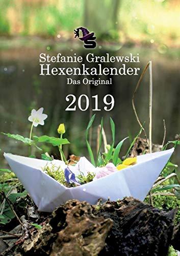 Steffis Hexenkalender 2019: Das Original (Wicca-kalender)