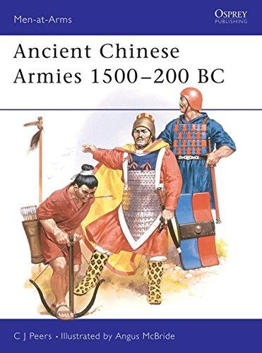 Ancient Chinese Armies 1500-200 BC (Men-at-Arms)