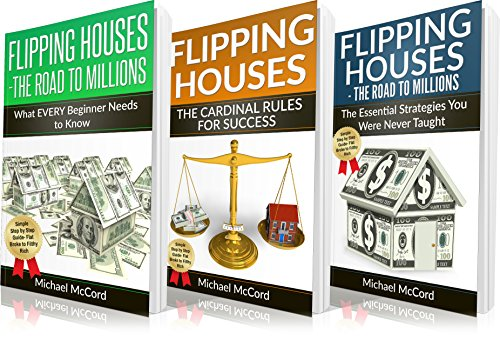 Real Estate: 3 Flipping Houses Manuscripts: Beginners Guide ...