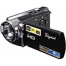 Videocámara de la cámara 1080P vídeo digital con zoom 16x y grabación Full HD por Express Panda®