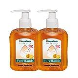 Himalaya PureHands Orange Hand Sanitizer 250 ml, Pack of 2