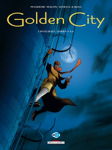 GOLDEN CITY INTEGRALE (T04 A T06)