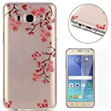 CaseHome For Samsung Galaxy J5 2016/J510FN Gel TPU Case