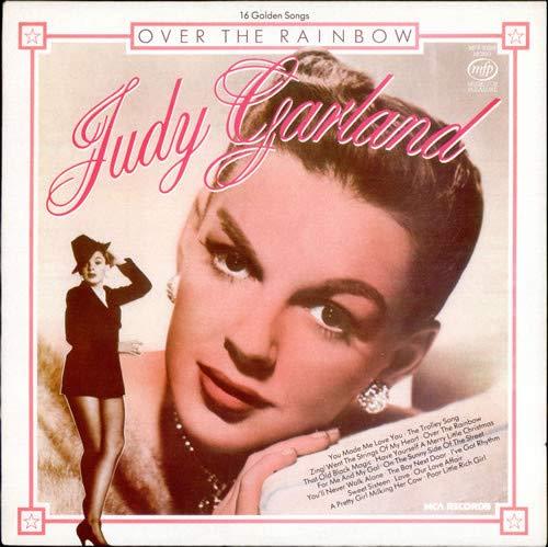 Over The Rainbow (Garland Rainbow Over Judy The Lp)