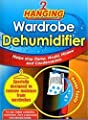 3 X Interior Hanging Wardrobe Dehumidifier By AirWise - Helps Stop Damp produced by AirWise - quick delivery from UK.