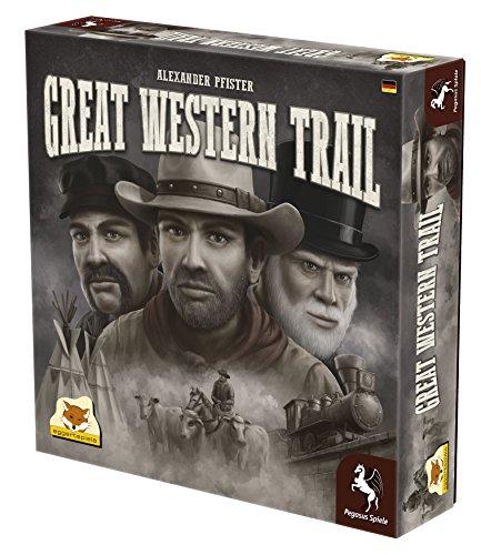 Pegasus-Spiele-54590G-Great-Western-Trail