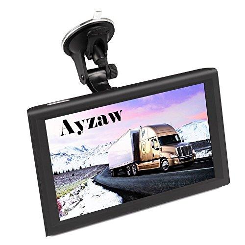 9 pulgadas Car Truck GPS DVR Sat Navi Tablet Android dispositivos de navegación sistema 16 GB