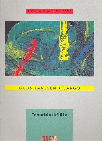 Largo : für Tenorblockflöte solo