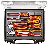 GEDORE VDE-Werkzeugsatz 8 Teilig in i-BOXX 72