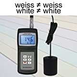 Blanco grados Medidor Colorímetro opaz imeter Blanco valor Papel Calidad färben Imprimir KM1de FBA