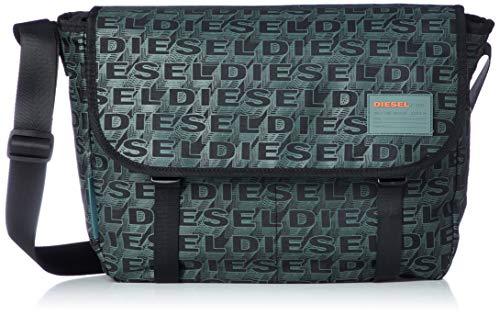 Diesel F Discover Messenger Umhängetaschen Herren Grün - Einheitsgrösse - Umhängetaschen