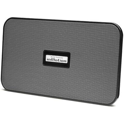 Altec Lansing inMotion SoundBlade iMT525 - Altavoces (Altavoces portátiles, Gris)