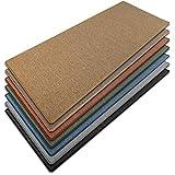 Teppich / Läufer Sabang | Farbe Natur, Sisaloptik | Qualitätsprodukt aus Deutschland | GUT Siegel | kombinierbar mit Stufenmatten | viele Breiten und Längen (80x100 cm) Küchenläufer Flurläufer Teppichläufer