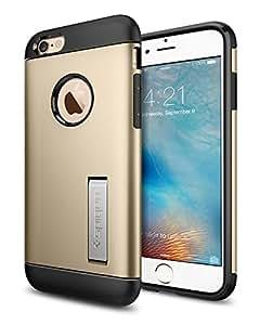 Spigen iPhone 6S Case Slim Armor Champagne Gold SGP11607