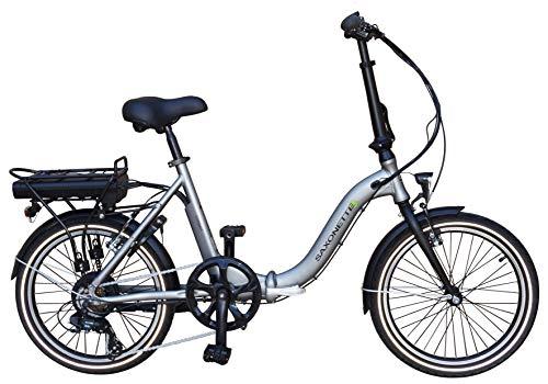 """SAXONETTE Compact 20"""" Klapprad Faltrad E-Bike Pedelec gebraucht kaufen  Wird an jeden Ort in Deutschland"""
