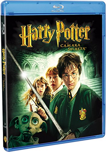 Harry Potter Y La Camara Secreta [Blu-ray]