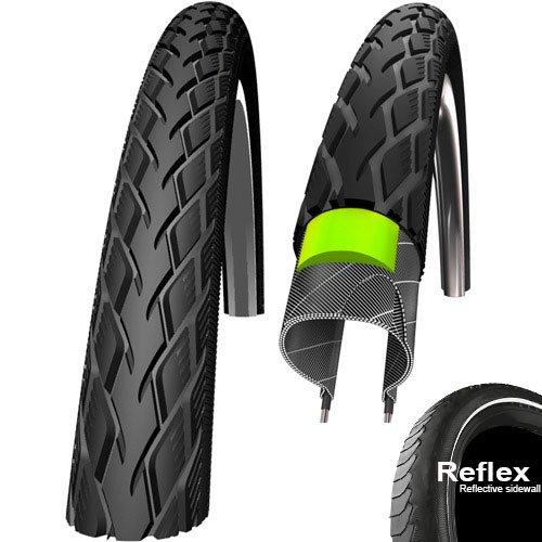 Reifen Schwalbe Marathon 28x1.50 700x38C 40-622 schwarz Reflex