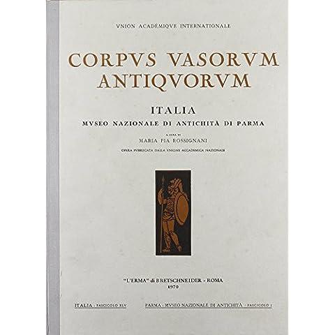 Corpus vasorum antiquorum: 45