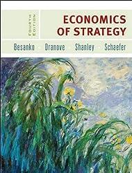 D. Besanko's D.Dranove's M. Shanley's S.Schaefer's Economics(Economics of Strategy [Hardcover])2006