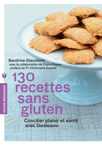 130 recettes sans gluten
