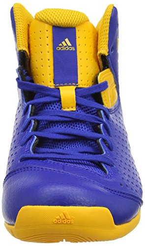 adidas Nxt Lvl Spd Iv Nba K, Chaussures de Sport-Basketball Garçon Bleu - Azul (Azusld / Orosld / Azusld)