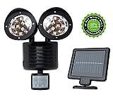 22SMD LED Solar Security Light by Spv Lights: le luci solari specialisti
