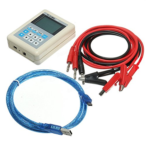 demeuble @ 4-20mA/0-10V Signal Generator, Sender Current Signal Generator Quelle-Transmitter PLC Ventil Kalibrierung -
