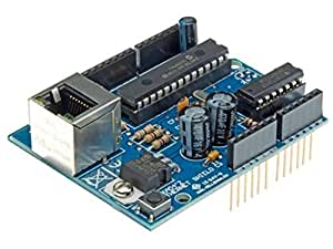 Ethernet Shield pour Arduino® kit monté Velleman VMA04-Kits de développement processeur, microcontrô