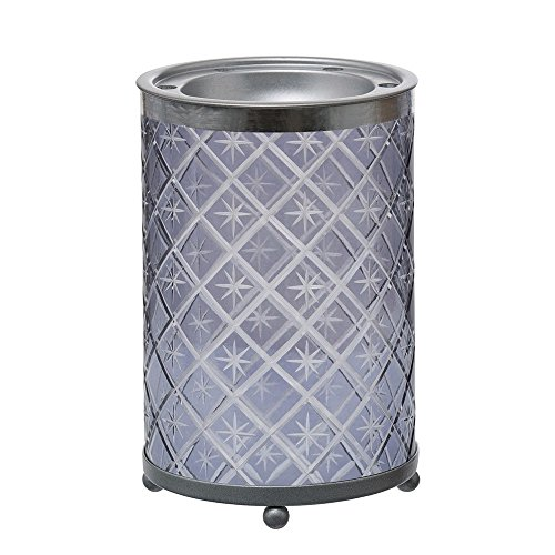 Yankee Candle Flicker (Grey Etched Star Mw)
