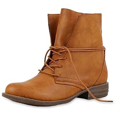 Damen Boots Stiefeletten mit Stilettoabsatz Trend Damen Stiefeletten Braun Neu Nuovo 36
