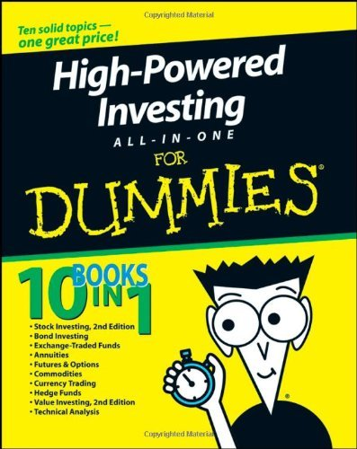 High-Powered Investing All-In-One For Dummies by Amine Bouchentouf (2008-02-11)