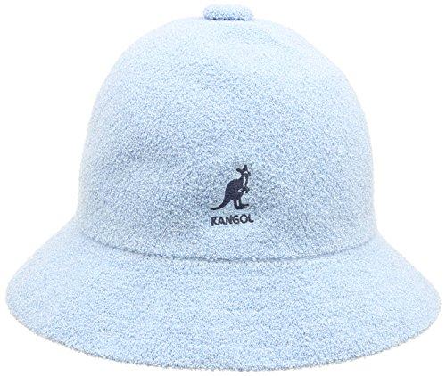 Kangol Headwear Unisex Mütze Bermuda Casual, Gr. Small (Herstellergröße:S), Blau (Light Blue)