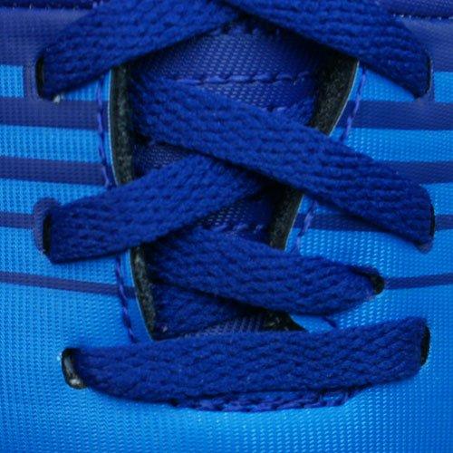 ADIDAS Nitrocharge 4.0 FXG Scarpa da Calcio Junior Azzuro-Blu marino